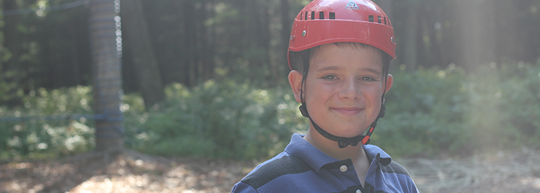 summer camp Rock Climbing and Adventure Activities